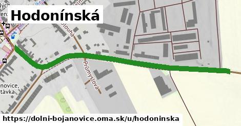 ilustrácia k Hodonínská, Dolní Bojanovice - 692m