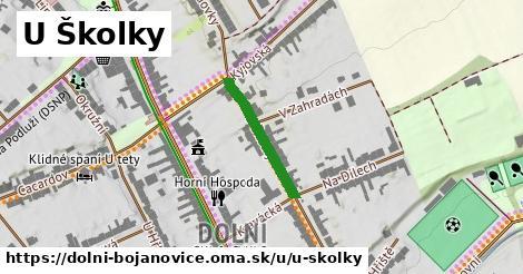 ilustrácia k U Školky, Dolní Bojanovice - 193m