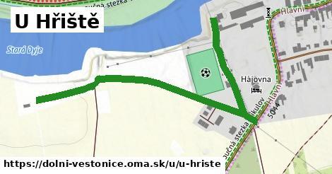 ilustrácia k U Hřiště, Dolní Věstonice - 0,75km