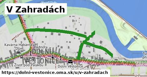 ilustrácia k V Zahradách, Dolní Věstonice - 655m