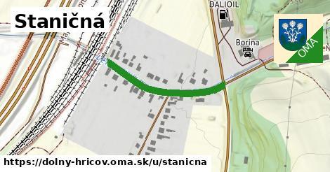 ilustrácia k Staničná, Dolný Hričov - 300m