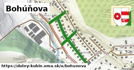 ilustrácia k Bohúňova, Dolný Kubín - 519m