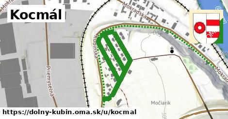ilustrácia k Kocmál, Dolný Kubín - 615m