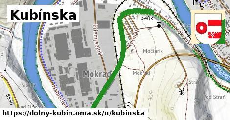 ilustrácia k Kubínska, Dolný Kubín - 1,03km