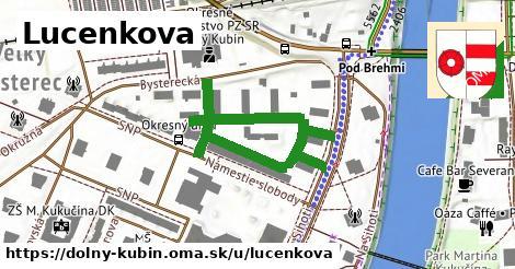 ilustrácia k Lucenkova, Dolný Kubín - 521m