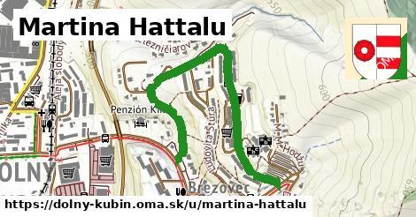ilustrácia k Martina Hattalu, Dolný Kubín - 1,19km