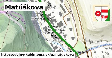 ilustrácia k Matúškova, Dolný Kubín - 679m