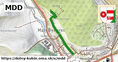 ilustrácia k MDD, Dolný Kubín - 0,72km