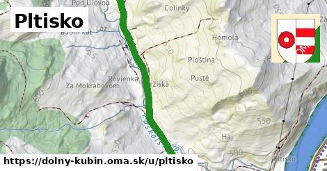 ilustrácia k Pltisko, Dolný Kubín - 2,9km