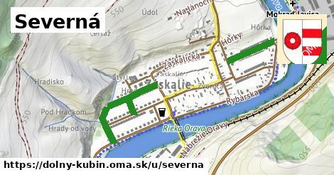 ilustrácia k Severná, Dolný Kubín - 0,71km