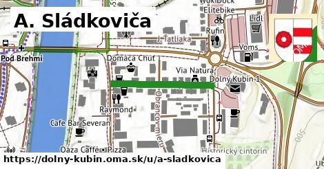 ilustrácia k A. Sládkoviča, Dolný Kubín - 234m
