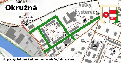 ilustrácia k Okružná, Dolný Kubín - 0,93km