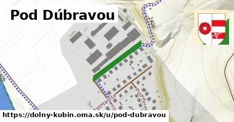 ilustrácia k Pod Dúbravou, Dolný Kubín - 188m