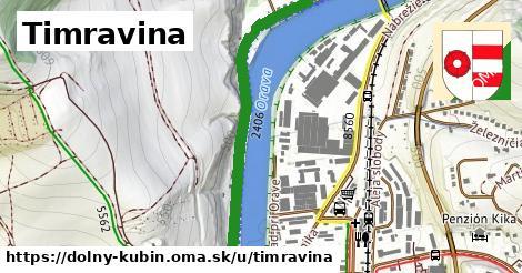 ilustrácia k Timravina, Dolný Kubín - 1,38km