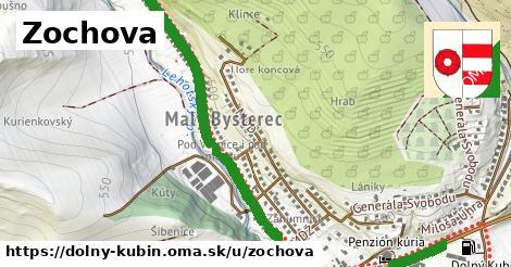 ilustrácia k Zochova, Dolný Kubín - 2,3km