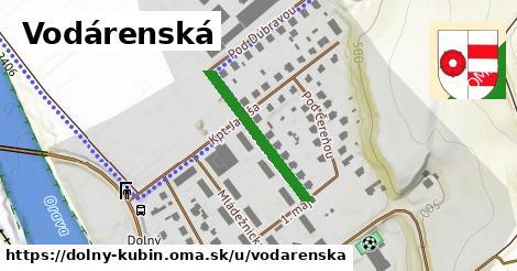 ilustrácia k Vodárenská, Dolný Kubín - 231m