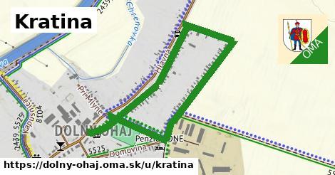 ilustrácia k Kratina, Dolný Ohaj - 1,77km
