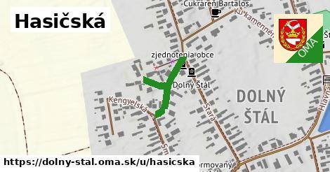 ilustrácia k Hasičská, Dolný Štál - 200m