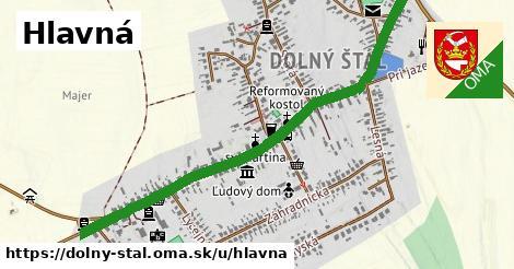 ilustrácia k Hlavná, Dolný Štál - 1,27km