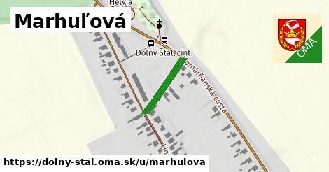 ilustrácia k Marhuľová, Dolný Štál - 154m