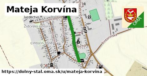 ilustrácia k Mateja Korvína, Dolný Štál - 514m