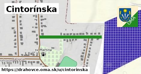ilustrácia k Cintorínska, Drahovce - 344m