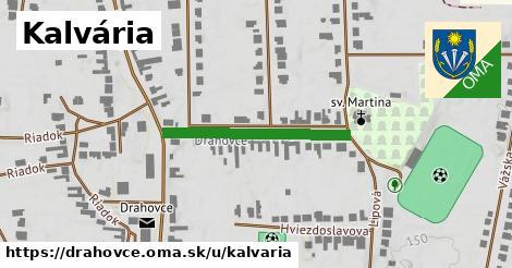 ilustrácia k Kalvária, Drahovce - 274m
