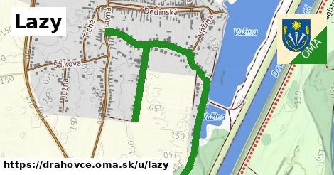 ilustračný obrázok k Lazy, Drahovce