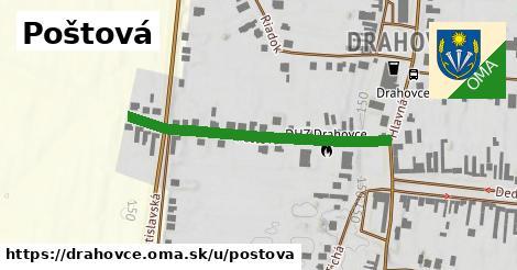 ilustrácia k Poštová, Drahovce - 382m