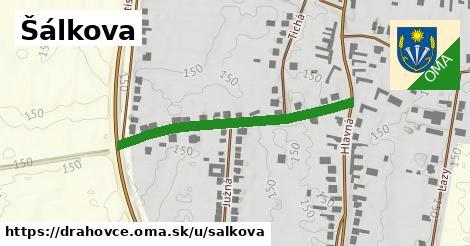 ilustračný obrázok k Šálkova, Drahovce