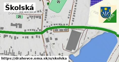 ilustrácia k Školská, Drahovce - 0,89km