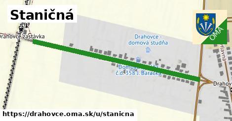 ilustračný obrázok k Staničná, Drahovce