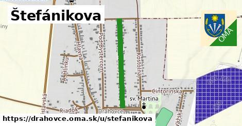 ilustrácia k Štefánikova, Drahovce - 558m
