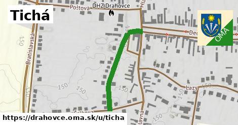 ilustračný obrázok k Tichá, Drahovce