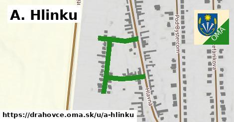 ilustrácia k A. Hlinku, Drahovce - 300m