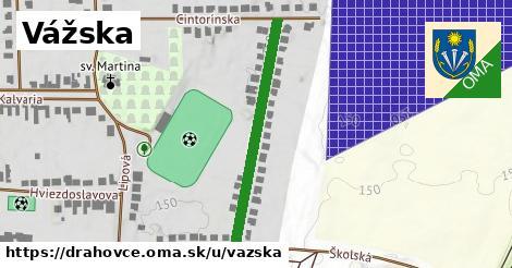 ilustrácia k Vážska, Drahovce - 341m