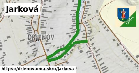 ilustrácia k Jarkova, Drienov - 483m