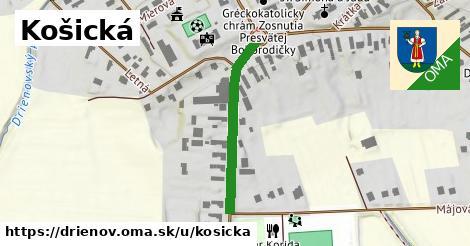 ilustrácia k Košická, Drienov - 280m
