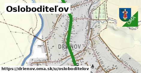 ilustrácia k Osloboditeľov, Drienov - 0,89km