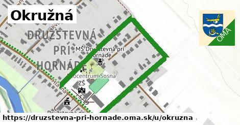 ilustrácia k Okružná, Družstevná pri Hornáde - 0,76km