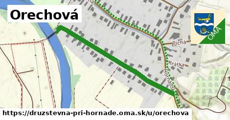 ilustrácia k Orechová, Družstevná pri Hornáde - 438m