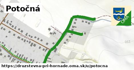 ilustrácia k Potočná, Družstevná pri Hornáde - 568m