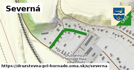 ilustrácia k Severná, Družstevná pri Hornáde - 257m