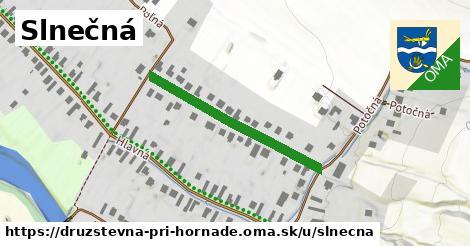 ilustrácia k Slnečná, Družstevná pri Hornáde - 311m