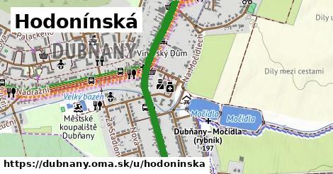 ilustrácia k Hodonínská, Dubňany - 1,52km