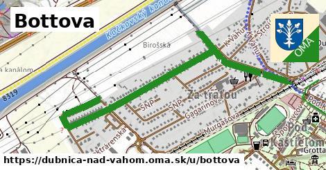 ilustrácia k Bottova, Dubnica nad Váhom - 1,47km