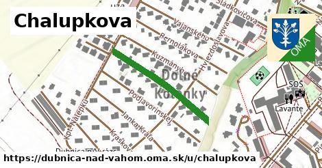 ilustrácia k Chalupkova, Dubnica nad Váhom - 272m