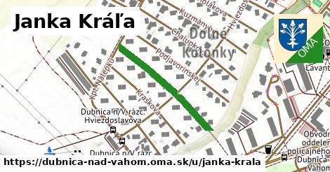 ilustračný obrázok k Janka Kráľa, Dubnica nad Váhom