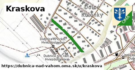 ilustrácia k Kraskova, Dubnica nad Váhom - 248m