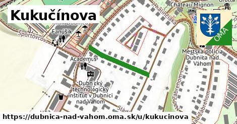 ilustrácia k Kukučínova, Dubnica nad Váhom - 207m